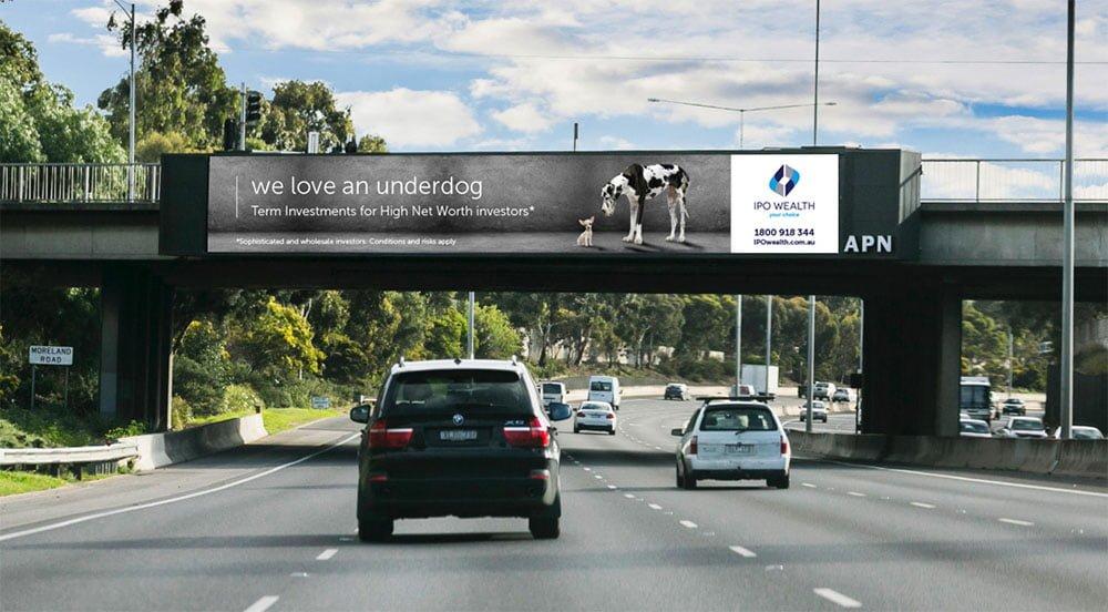 billboards melbourne